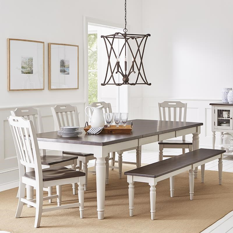 Orchard Park 5 piece dining set by Jofran at Darvin Furniture