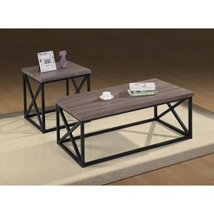 Occassional Tables - 3 Pack