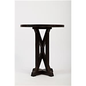 """Jofran Pacific Heights 22"""" Round End Table"""