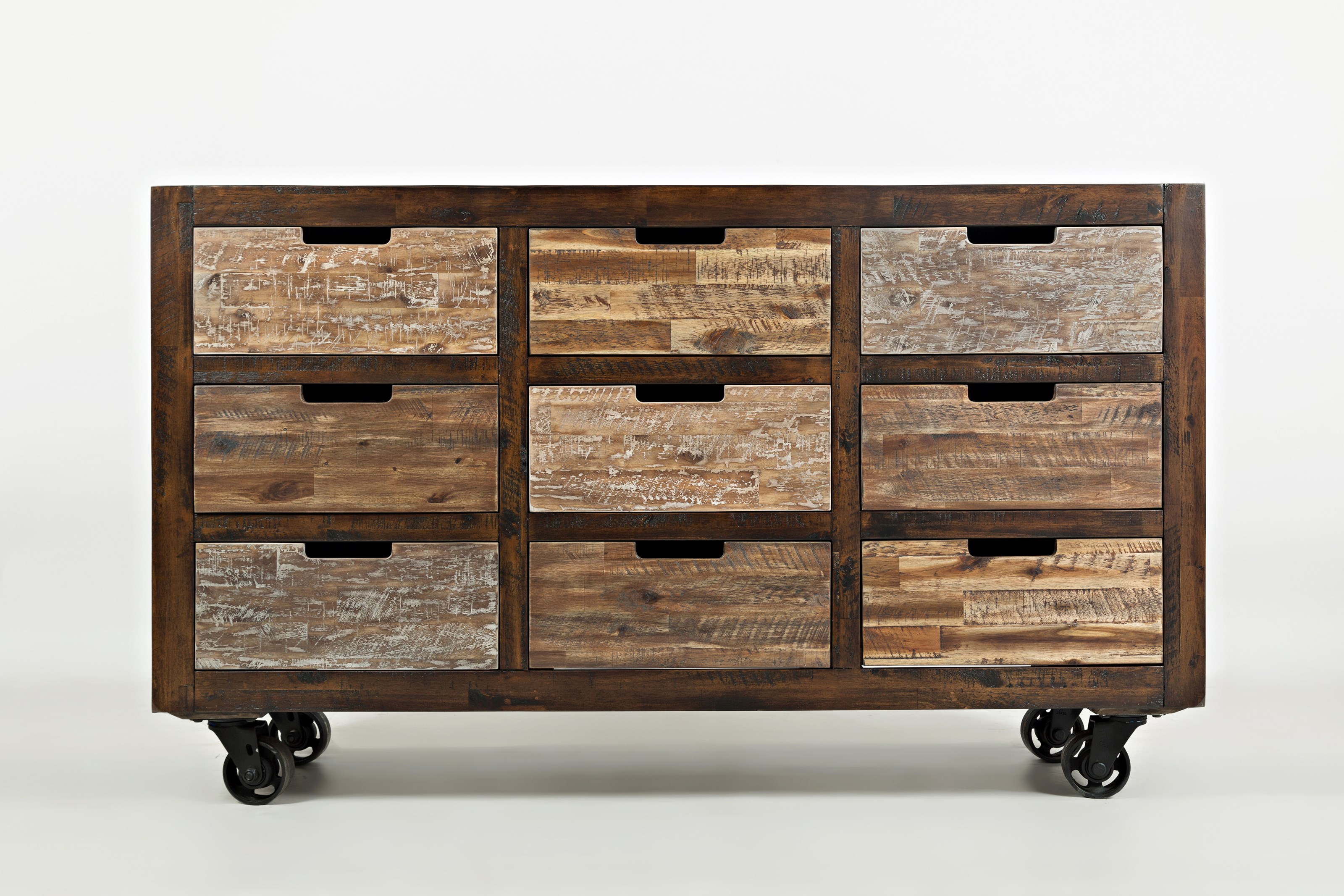 Multi Colors Accent Chest at Walker's Furniture