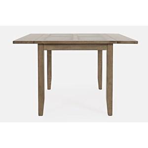 Dropleaf Tile Top Table