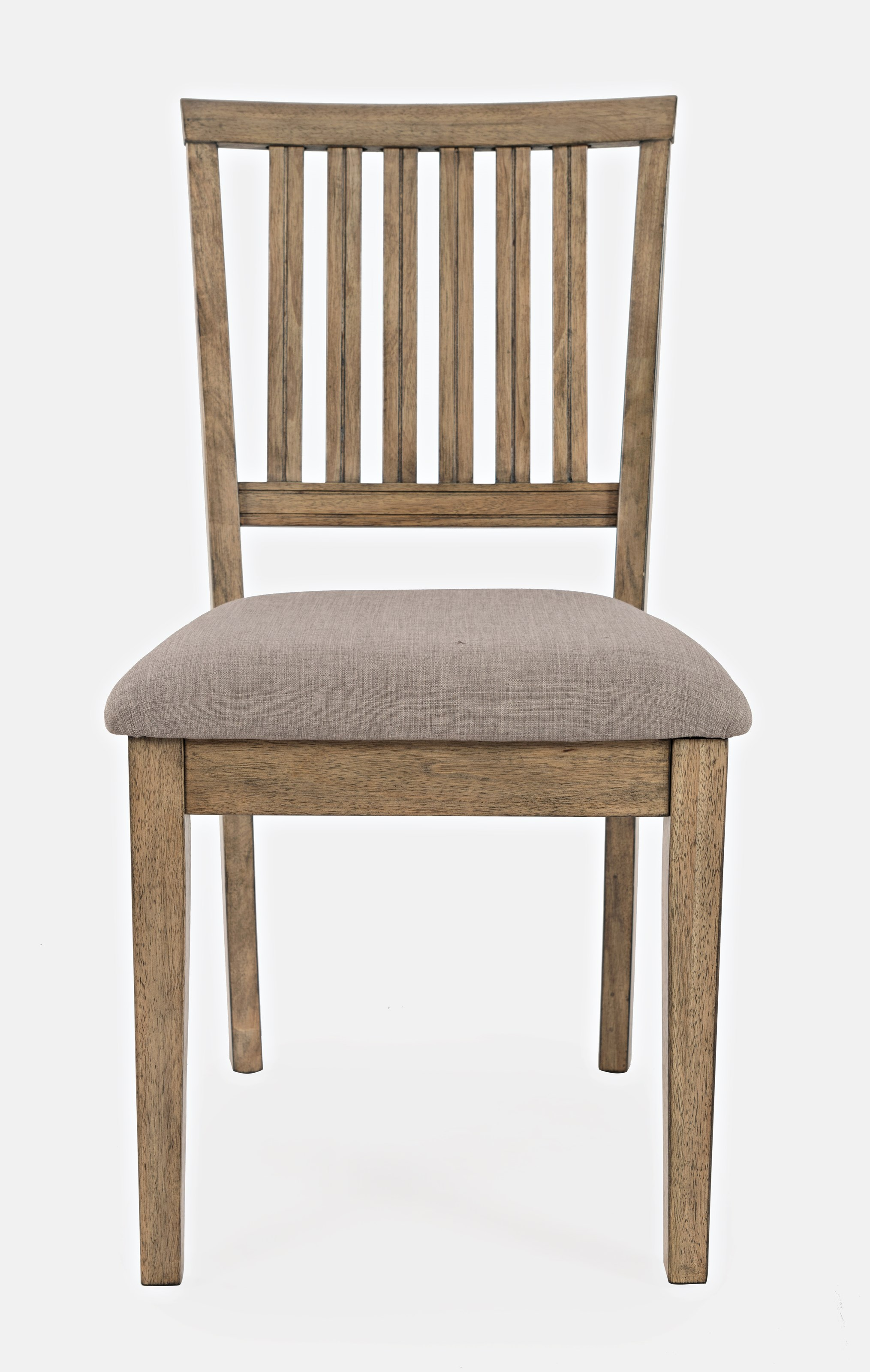 Prescott Park Slatback Chair (2/CTN) by Jofran at Van Hill Furniture