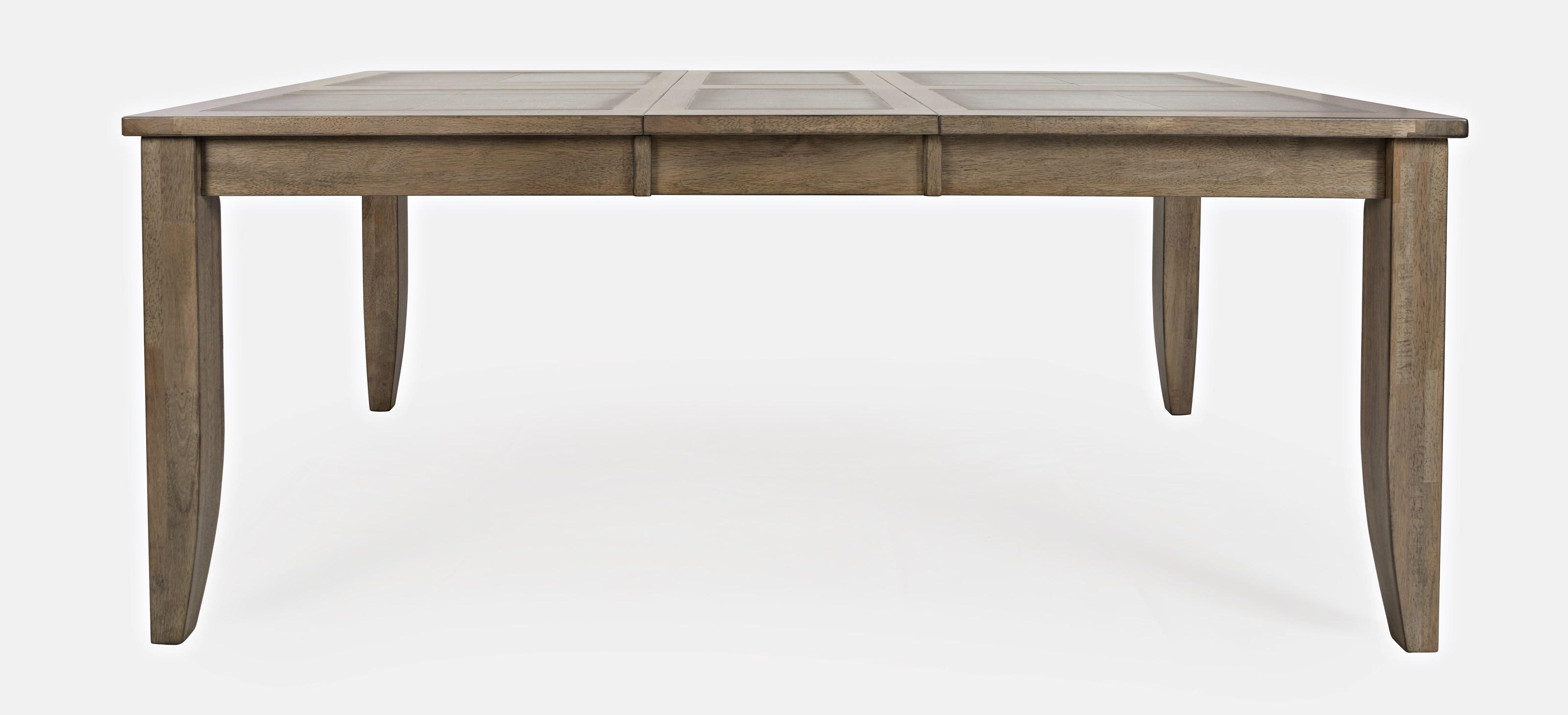 Prescott Park Extension Tile Top Dining Table by Jofran at Jofran