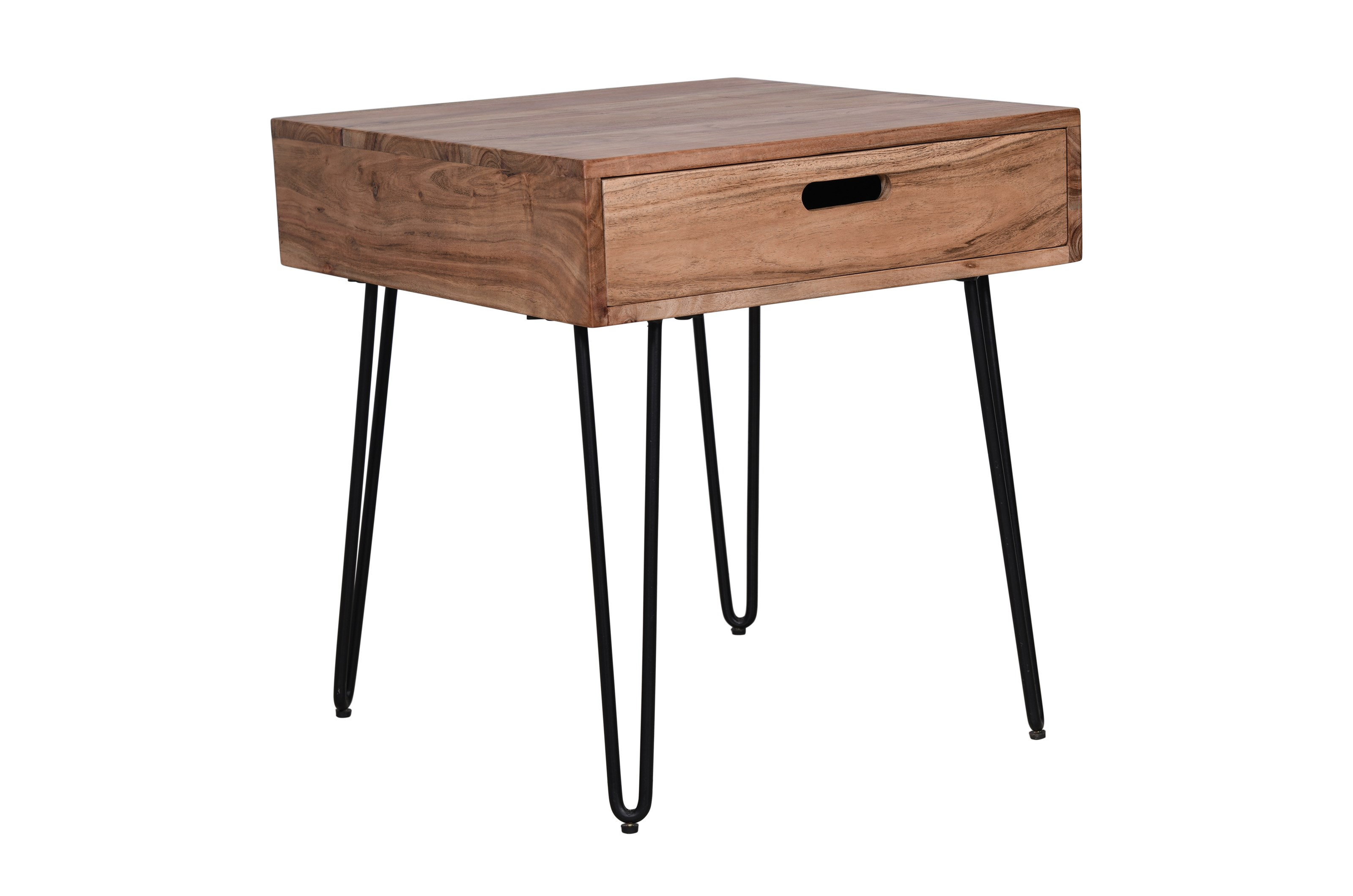 Rollins End Table w/ Drawer by Jofran at Jofran