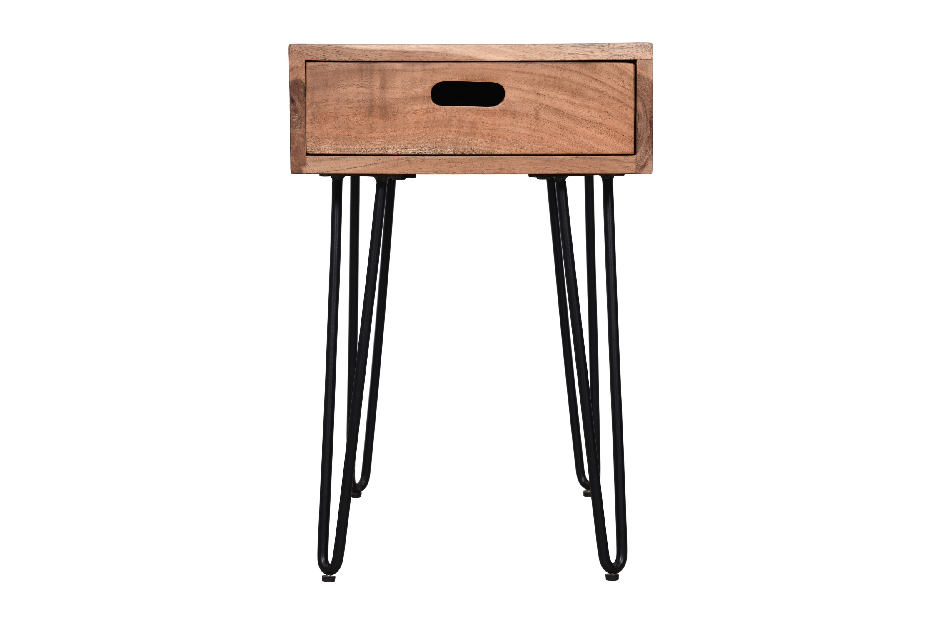 Rollins Chair Side Table by Jofran at Jofran