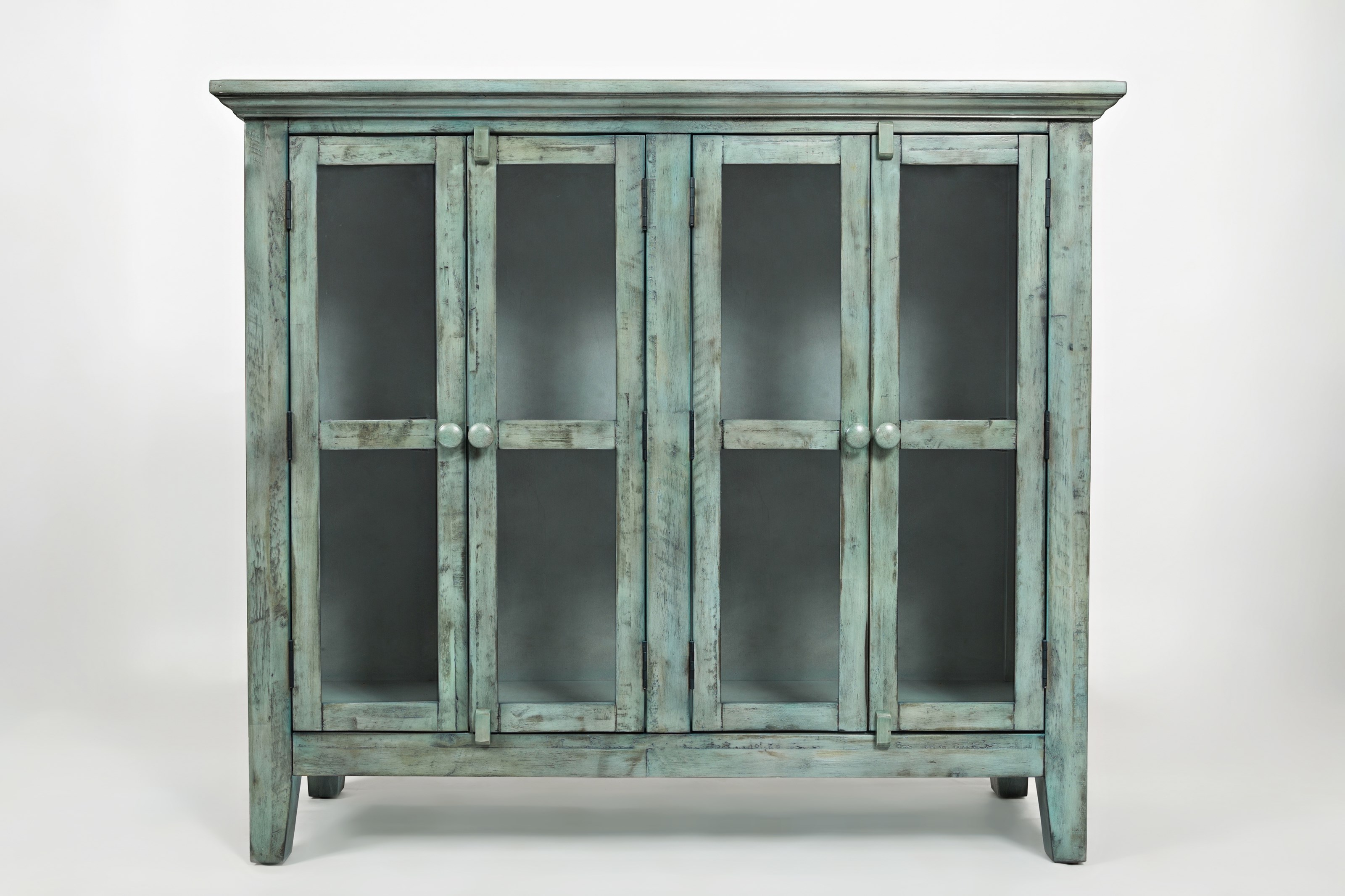 """Rustic Shores 48"""" Accent Cabinet by Jofran at Beck's Furniture"""