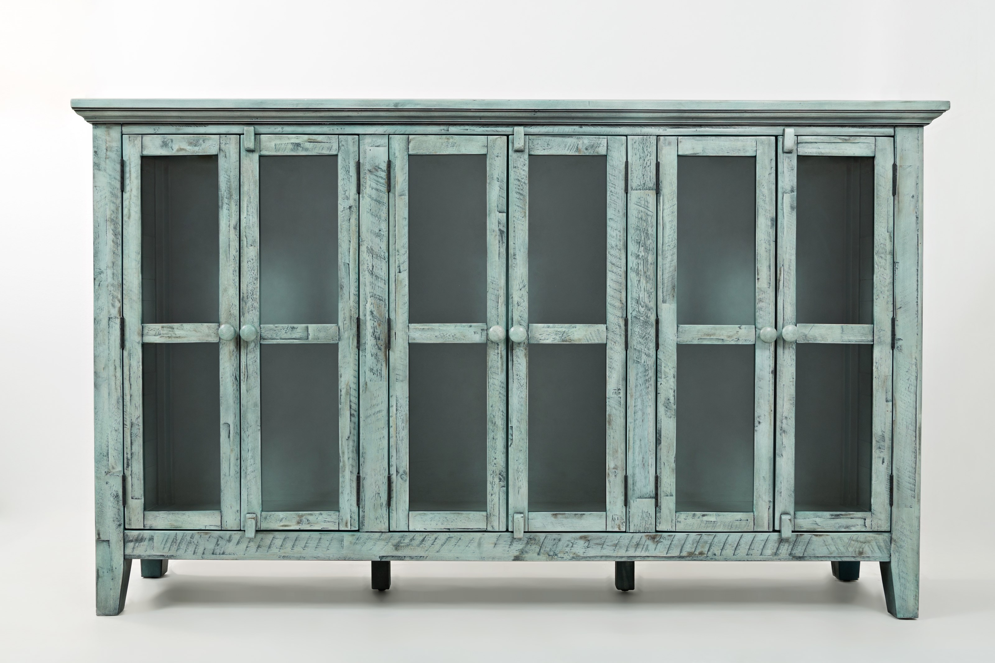 """Rustic Shores 70"""" Accent Cabinet by Jofran at Beck's Furniture"""
