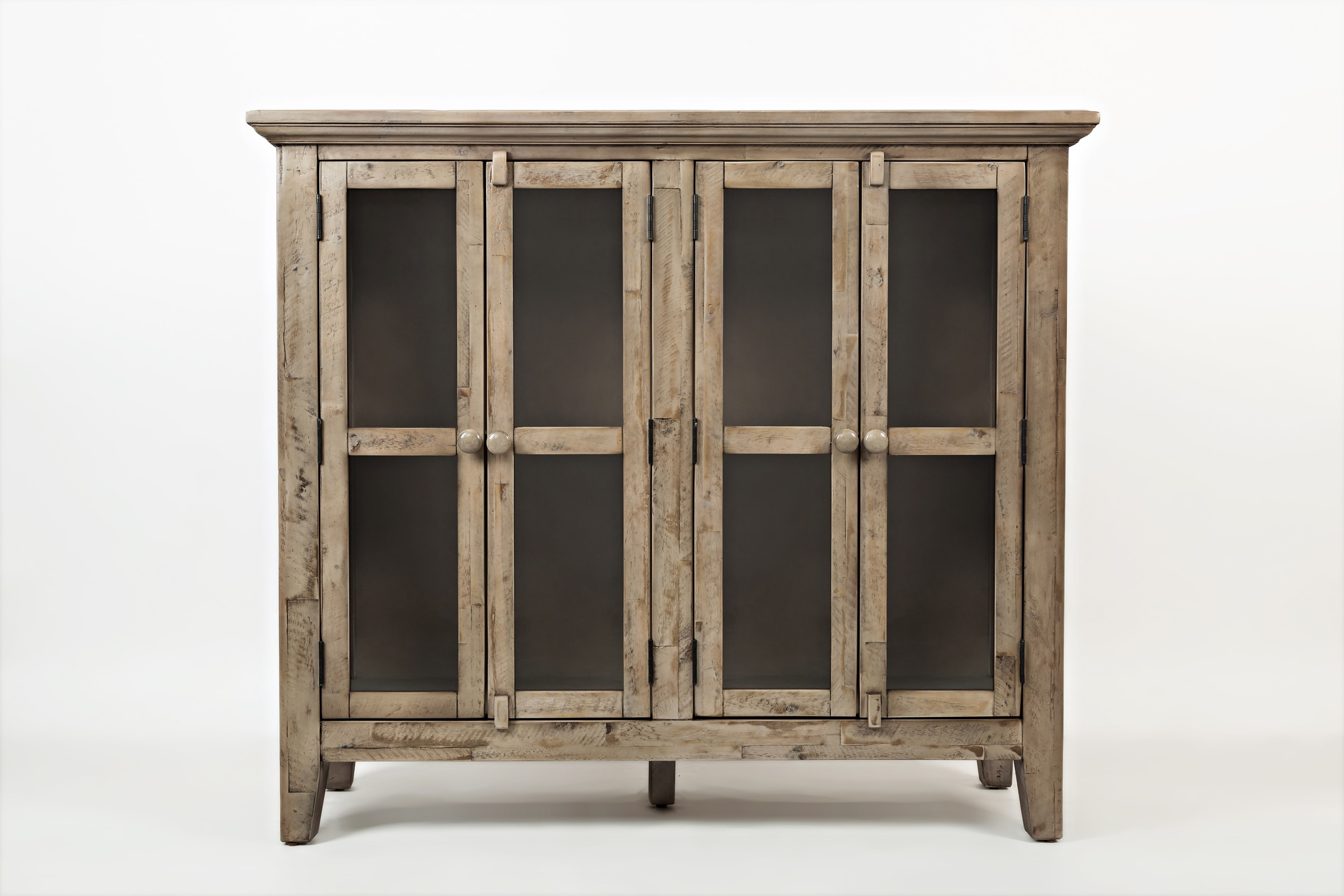 "Rustic Shores 48"" Accent Cabinet by Jofran at Stoney Creek Furniture"