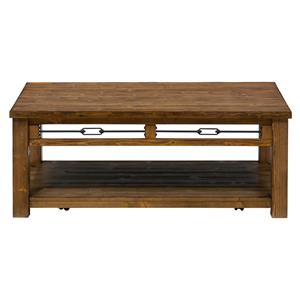 Jofran San Marcos Rectangle Cocktail Table