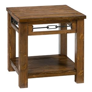 Jofran San Marcos Rectangle End Table