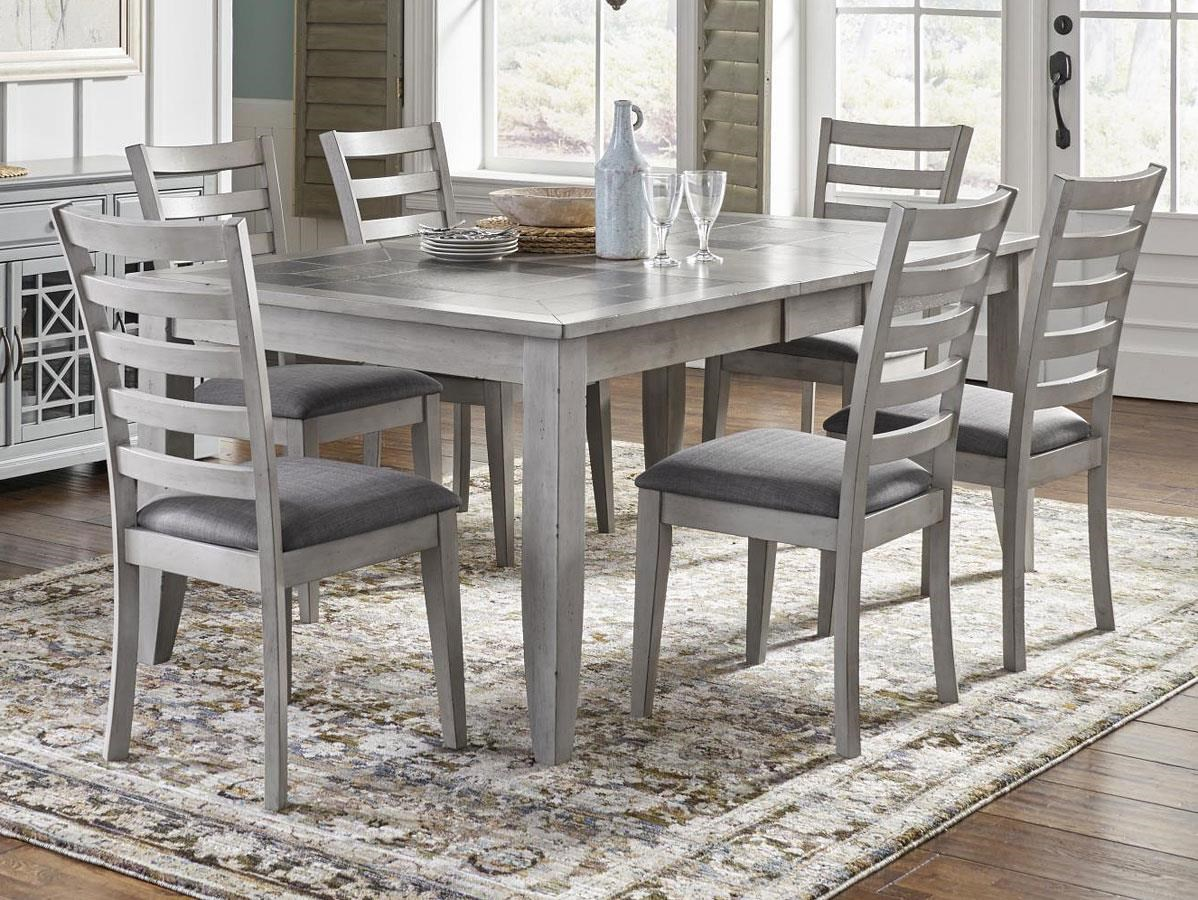 Stoneridge Stoneridge 5-Piece Dining Table Set by Jofran at Morris Home