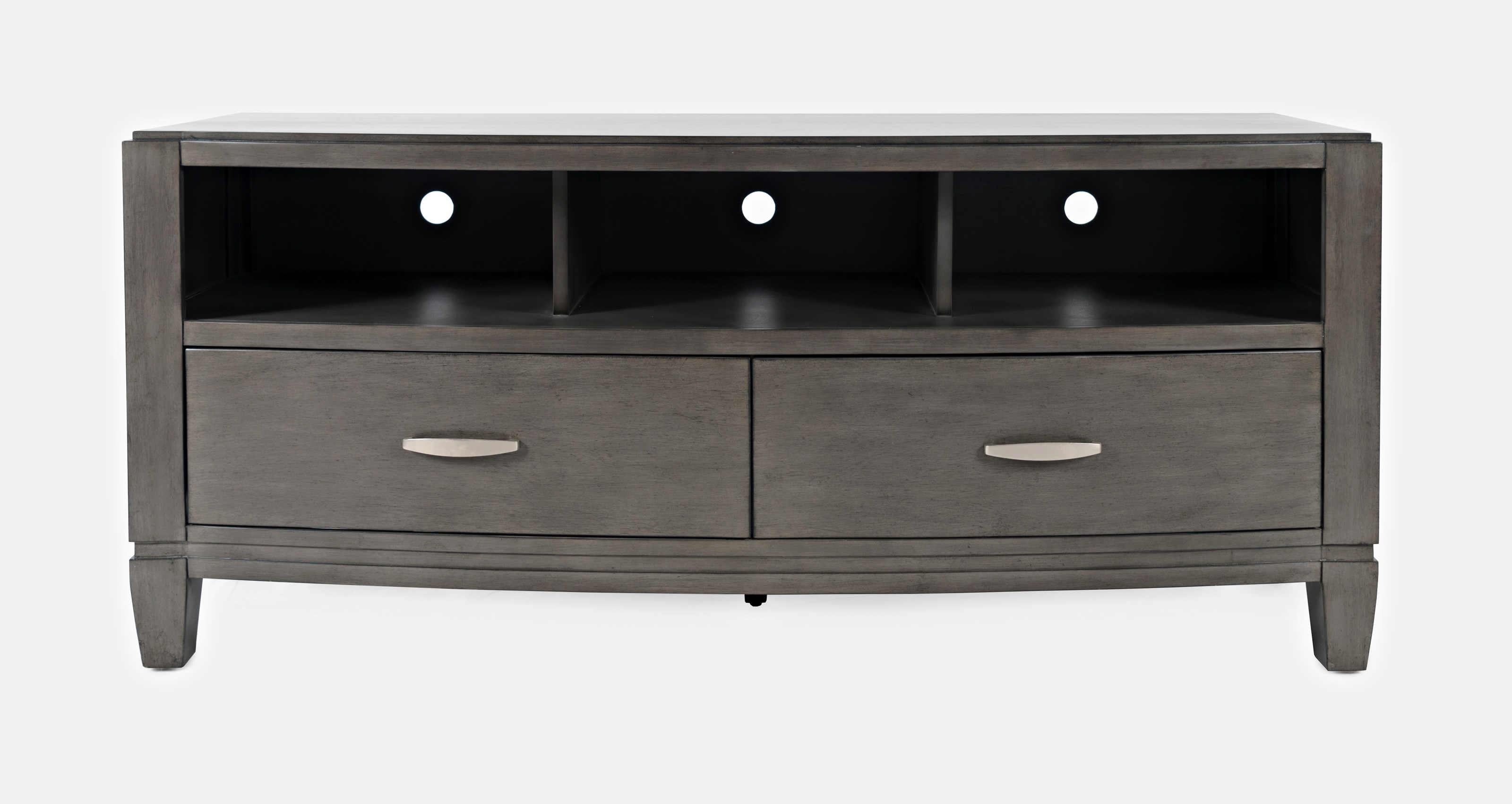 """Scarsdale 60"""" Media Console by Jofran at Stoney Creek Furniture"""
