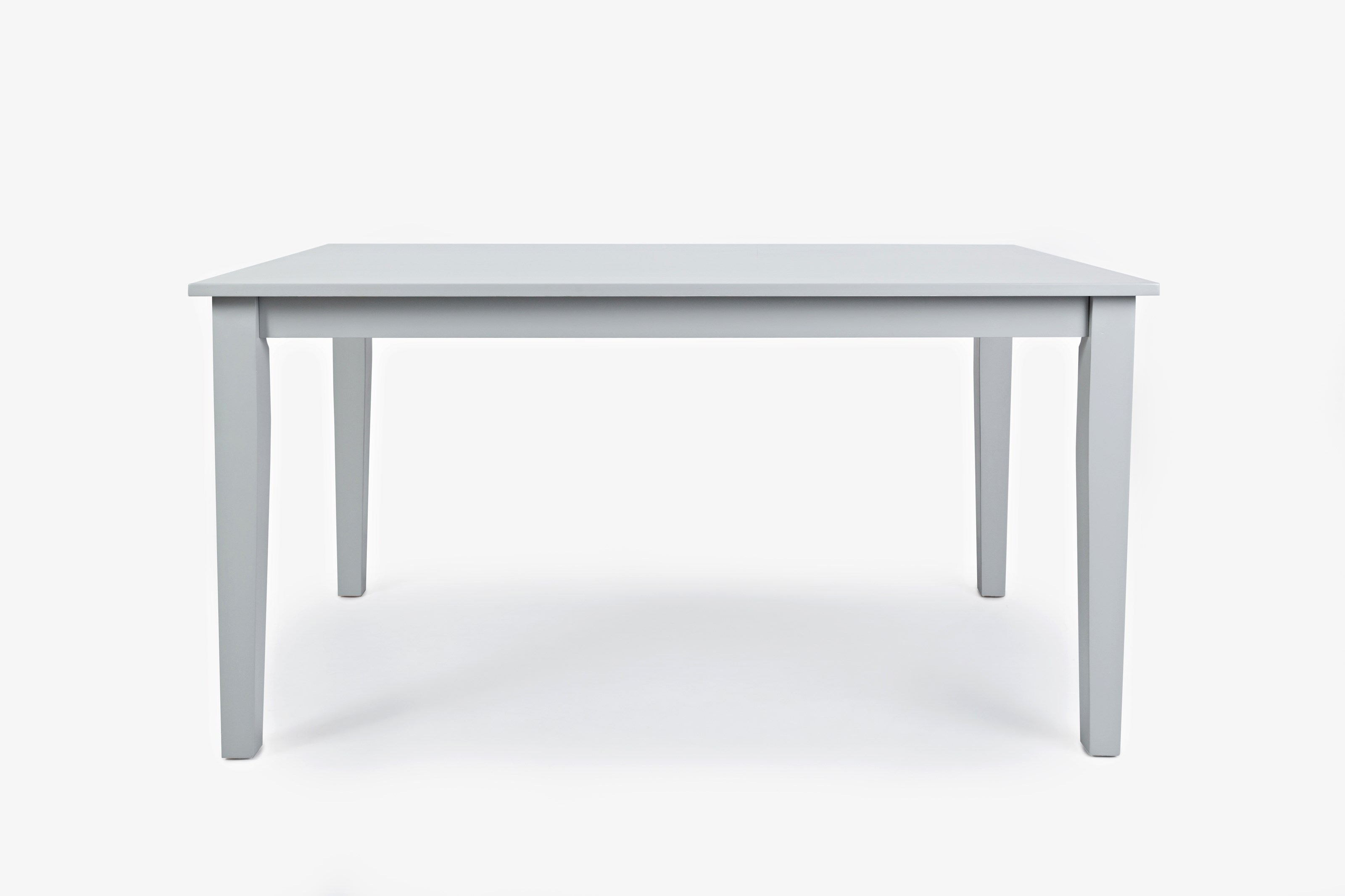 Simplicity Rectangle Dining Table by Jofran at Dunk & Bright Furniture