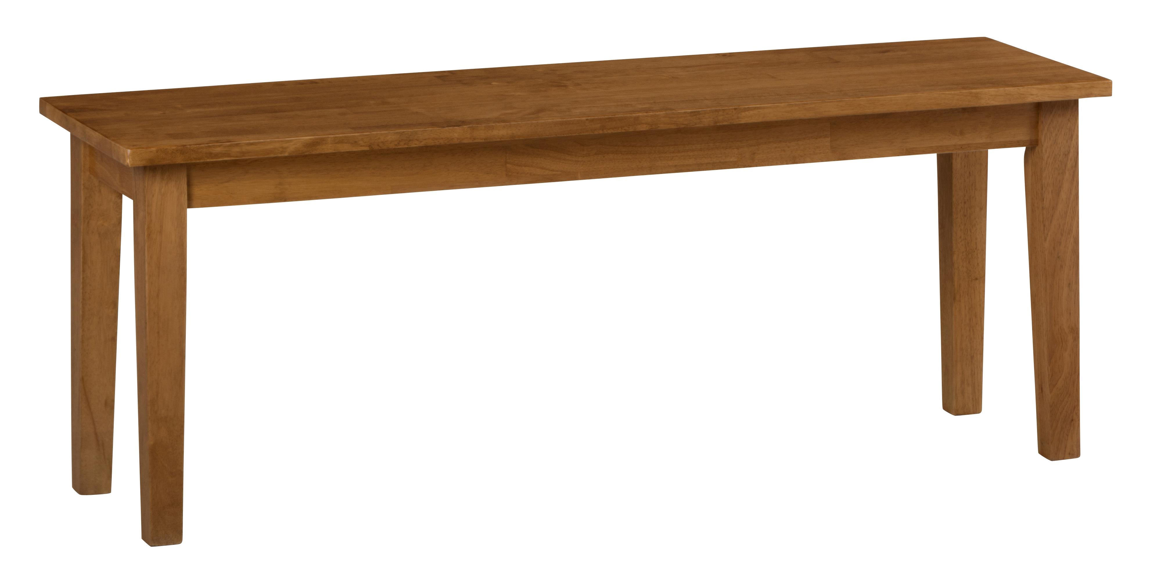 Simplicity Wooden Bench by Jofran at SuperStore