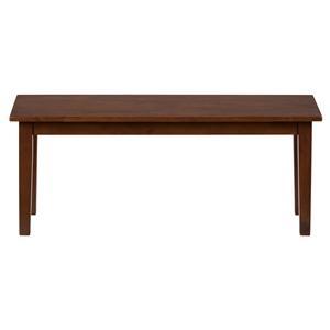 Jofran Simplicity Wooden Bench