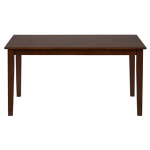 Rectangle Dining Table that Seats 6 Comfortably