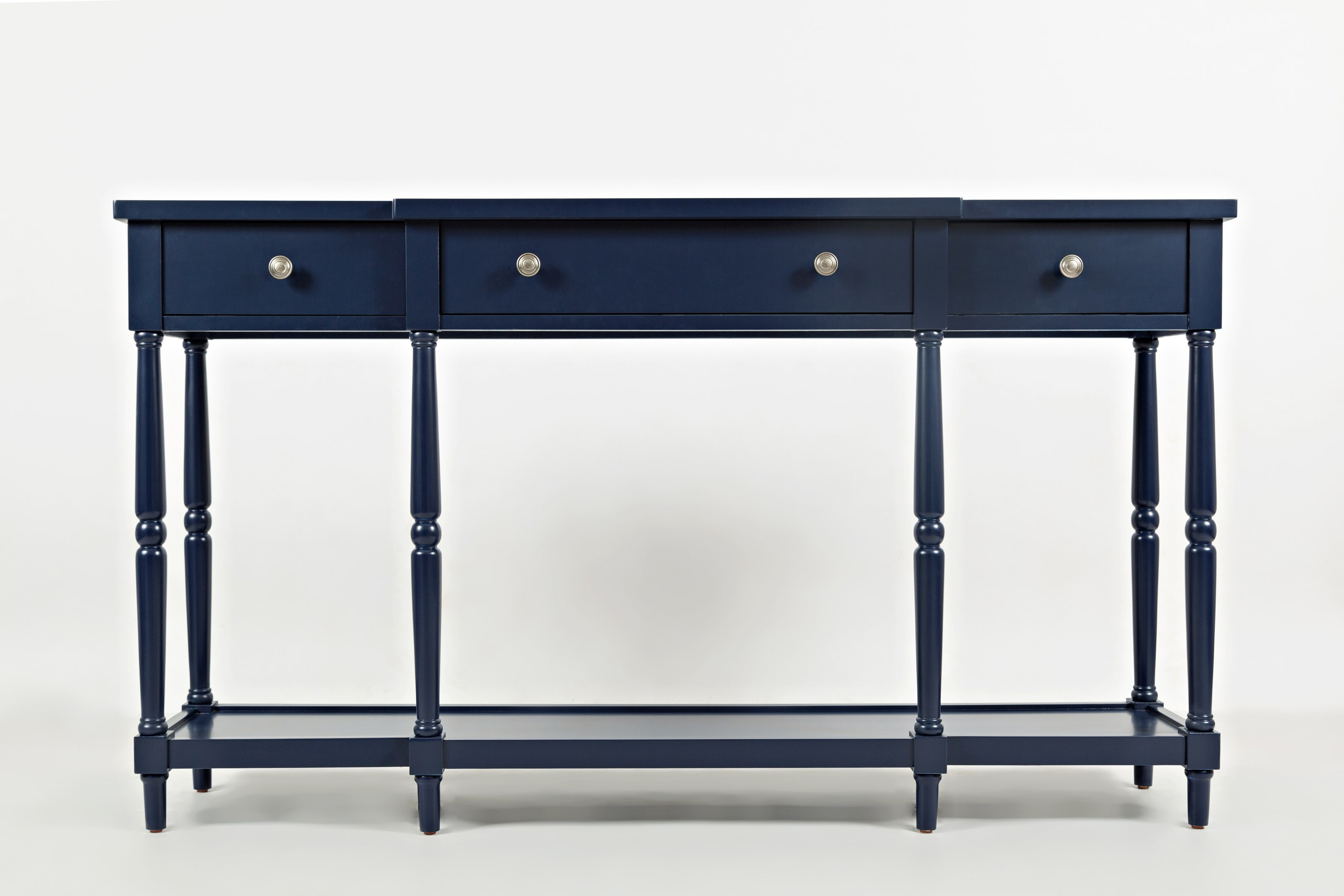 "Stately Home 60"" Console by Jofran at Jofran"