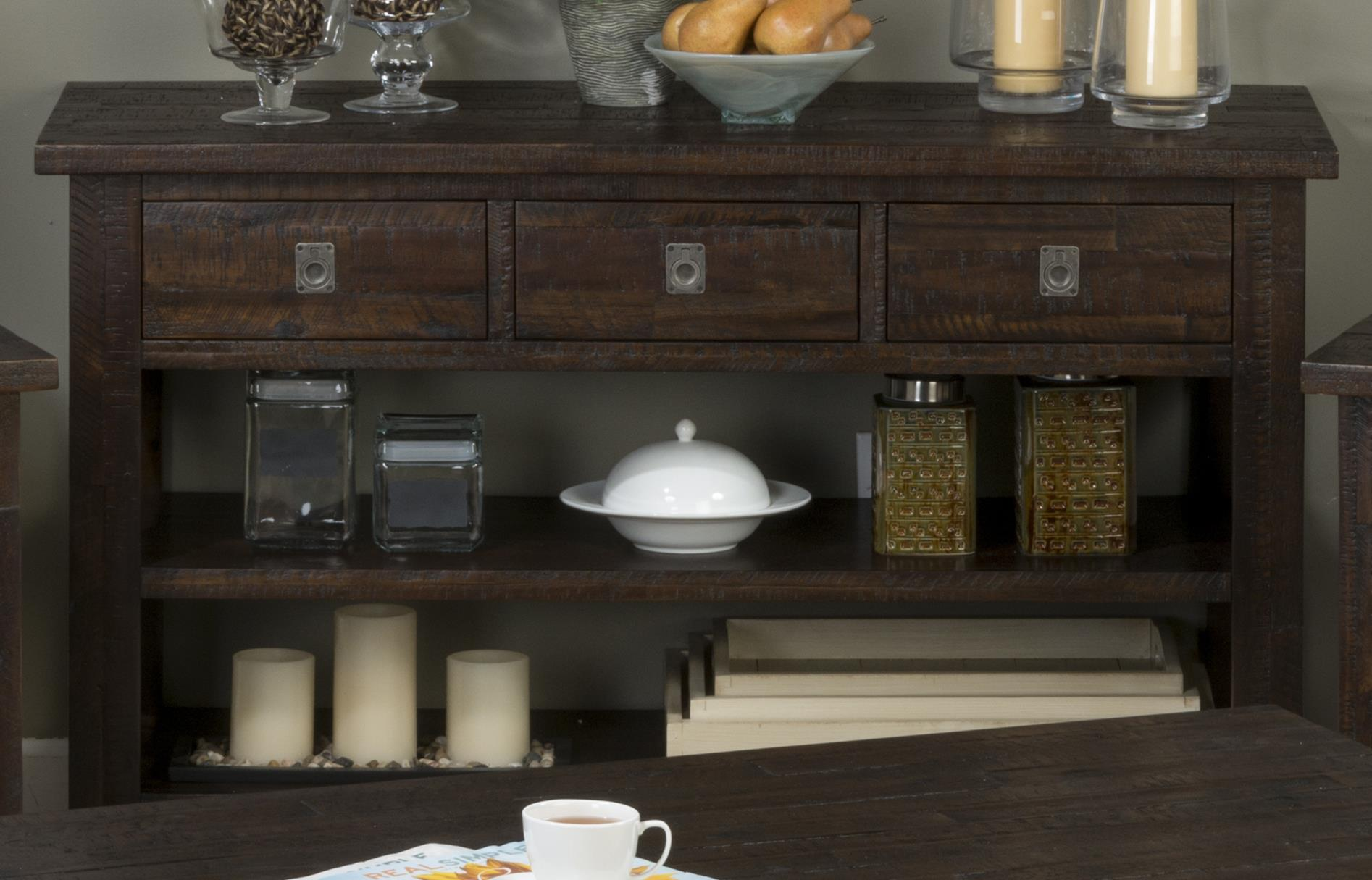 Stockport Stockport Sofa Table by Jofran at Morris Home