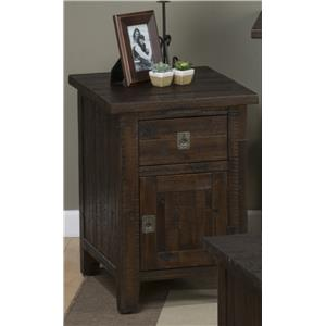 Stockport Chair Side End Table