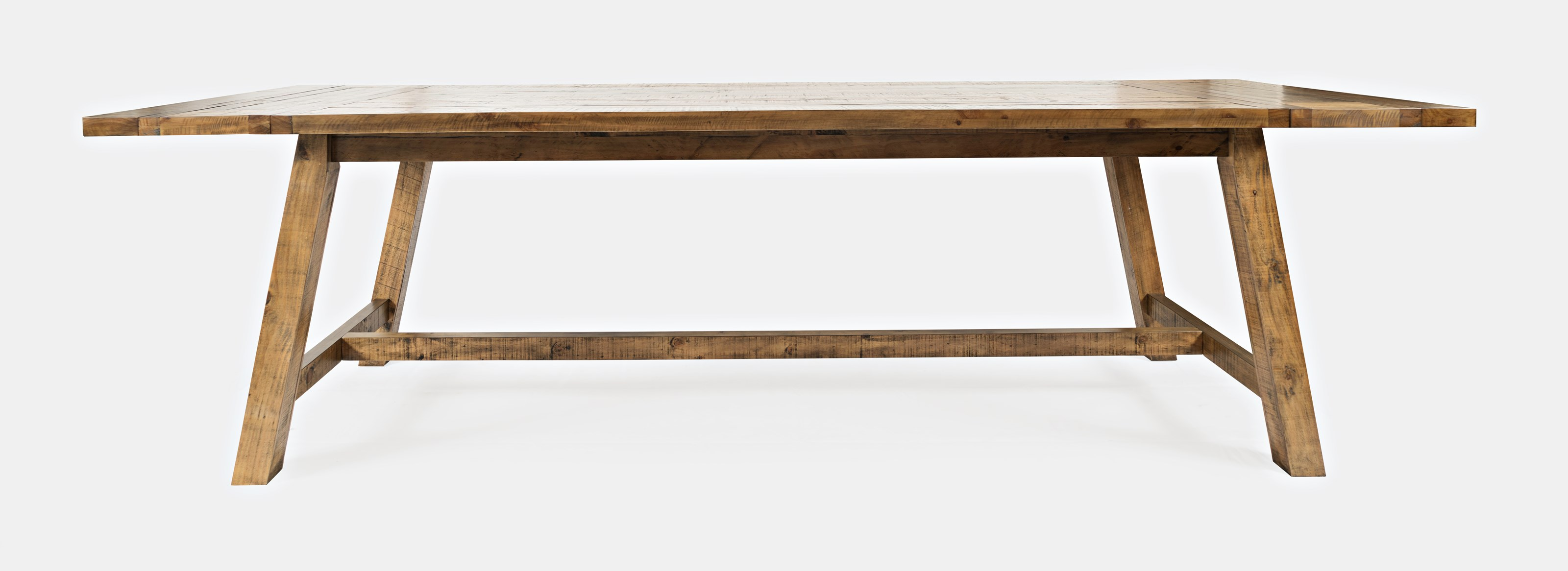 Telluride  Counter Height Trestle Table by Jofran at Beck's Furniture