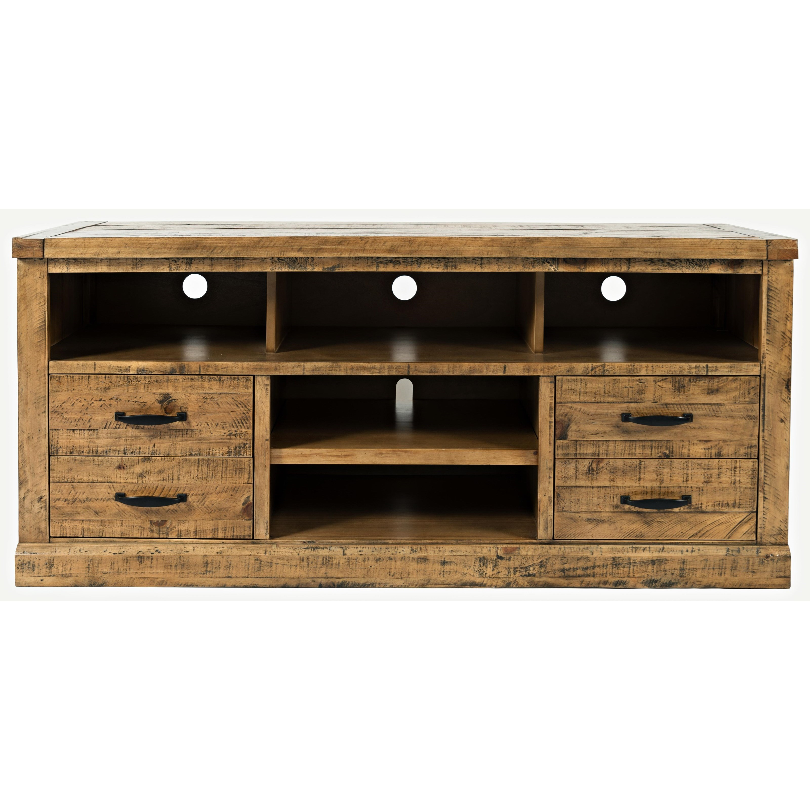 "Telluride  60"" TV Console by Jofran at Sparks HomeStore"