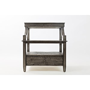 Jofran Tremblant End Table