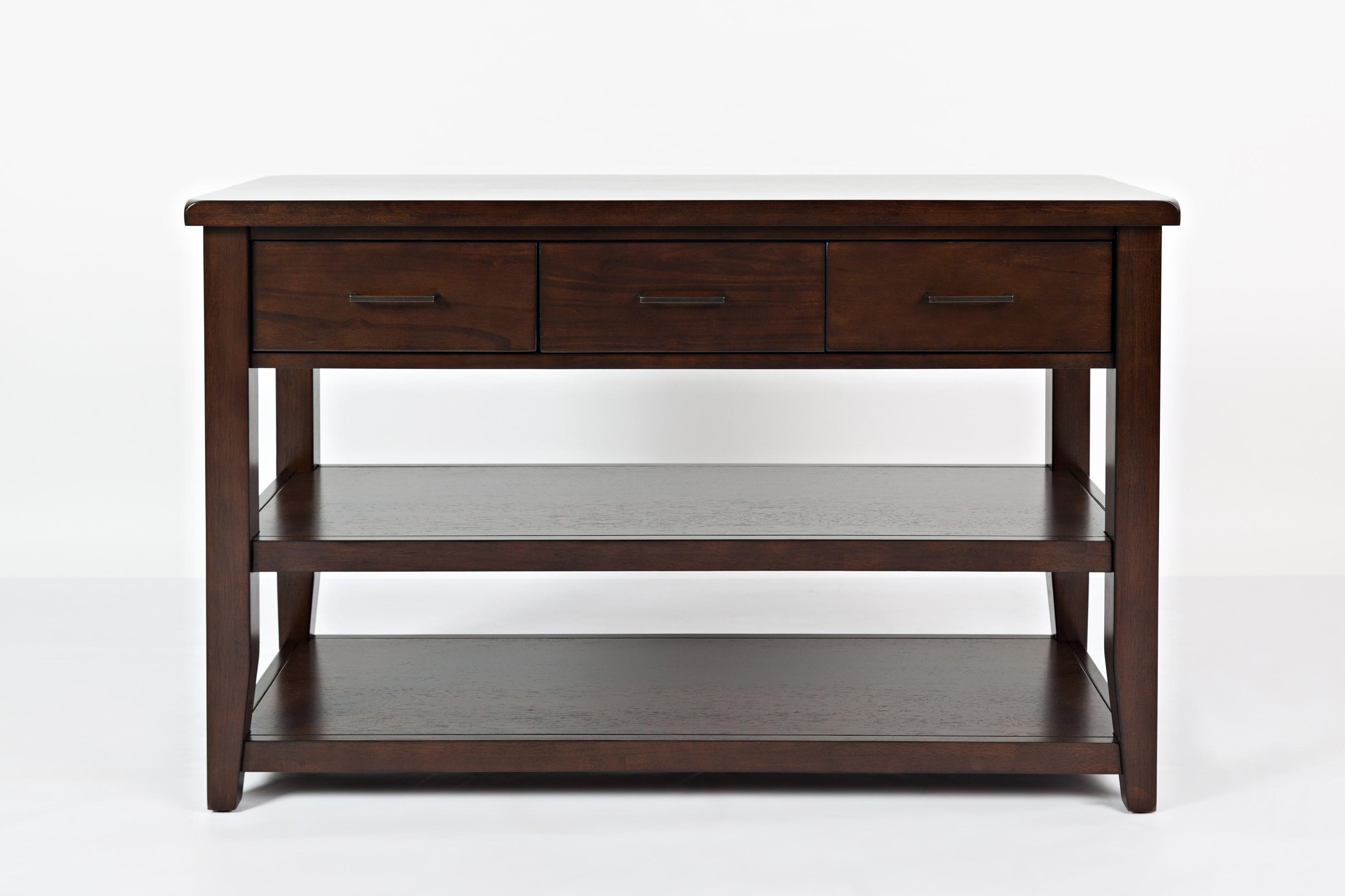 Twin Cities Sofa Table by Jofran at Jofran