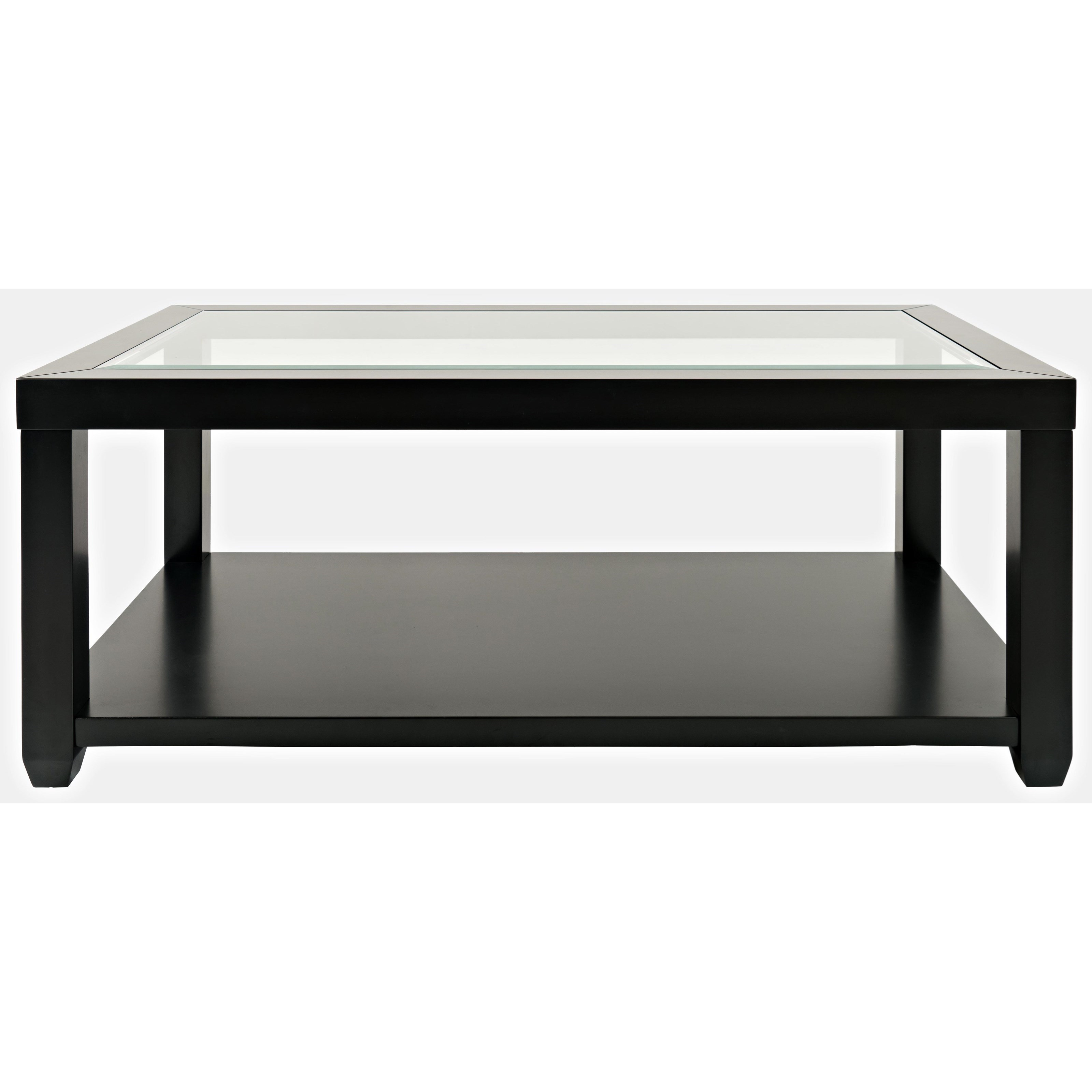 Urban Icon Rectangle Castered Cocktail Table by Jofran at Jofran
