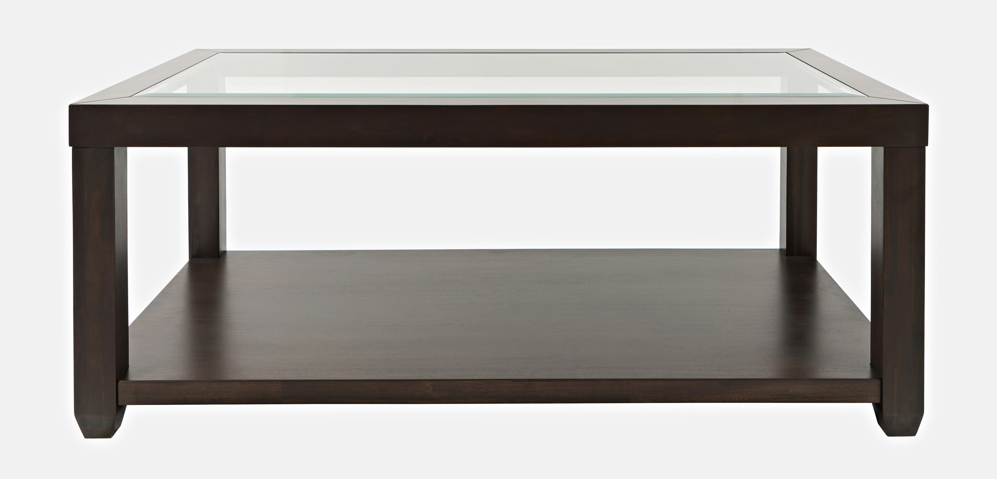 Urban Icon Rectangle Castered Cocktail Table by Jofran at Darvin Furniture