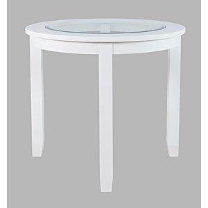 """42"""" Round Counter Height Dining Table"""