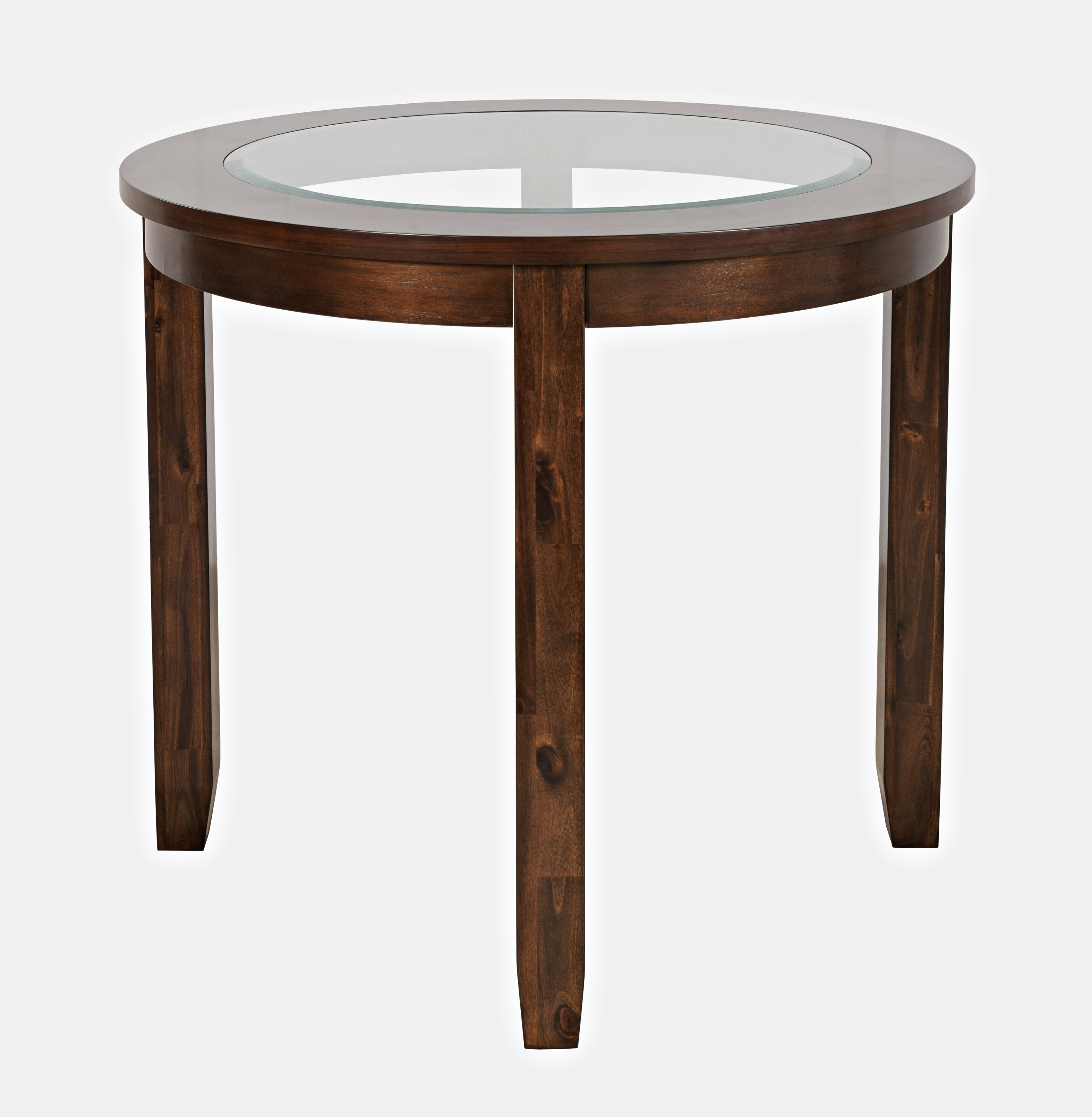 "Urban Icon 42"" Round Counter Height Dining Table by Jofran at Jofran"