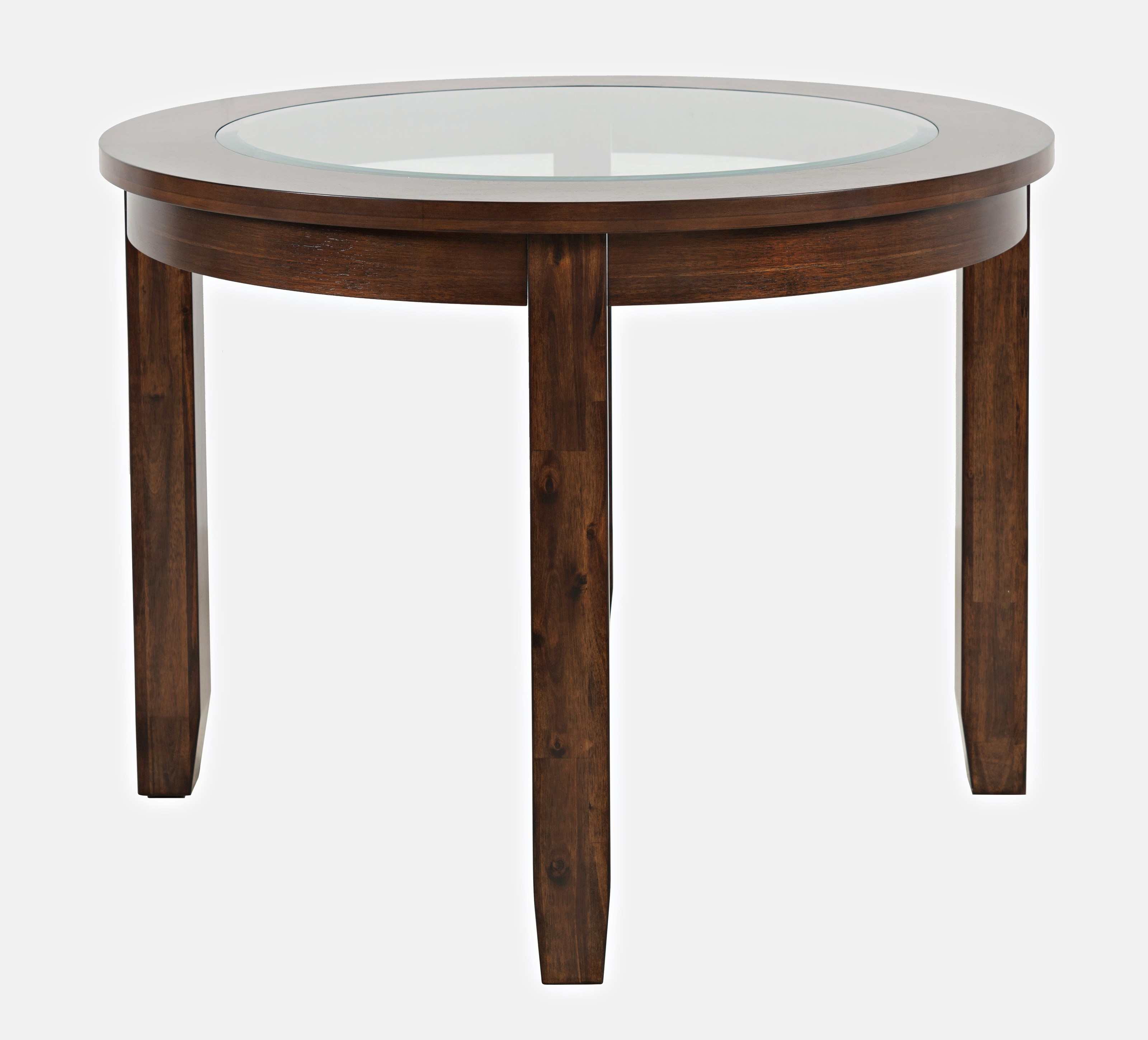 "Urban Icon 42"" Round Dining Table by Jofran at Home Furnishings Direct"
