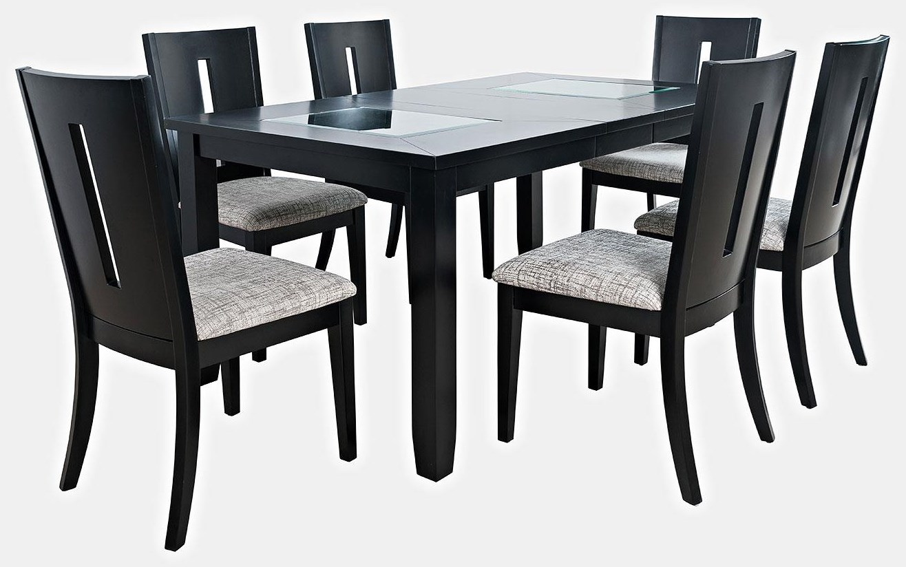 Seattle Seattle 5-Piece Dining Set by Jofran at Morris Home