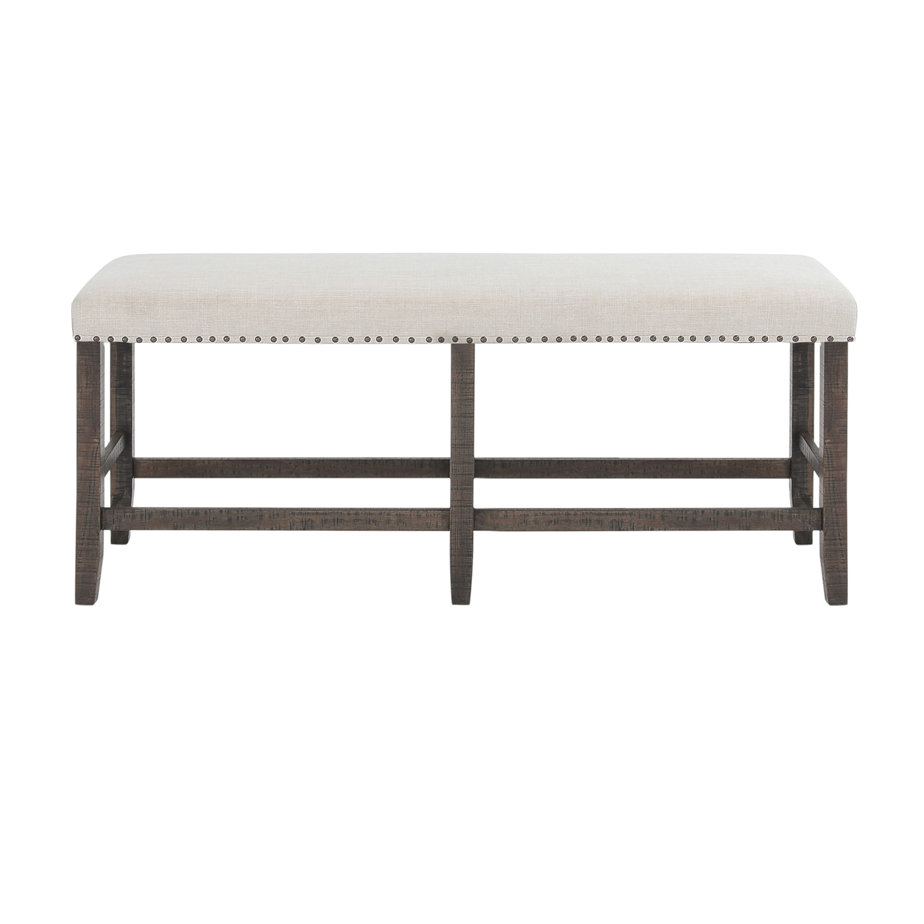 Willow Creek Counter Height Bench by Jofran at Jofran