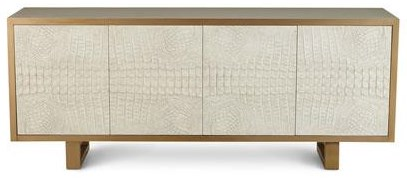 Credenzas Modern Credenza by John-Richard at Baer's Furniture