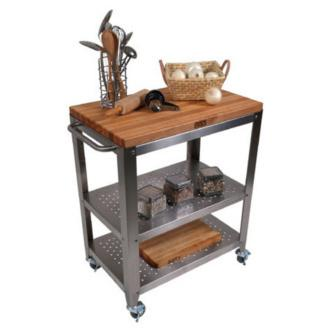 Kitchen Carts and Islands Cucina Culinarte by John Boos at Dinette Depot