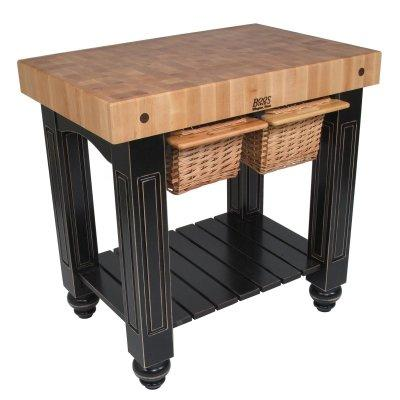 Kitchen Islands and Carts Gathering Block II by John Boos at Dinette Depot