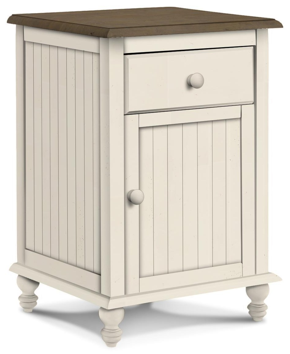 Cottage Bedroom Nightstand by John Thomas at Johnny Janosik