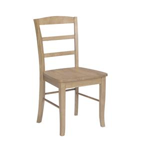John Thomas Dining Essentials Ladderback Side Chair