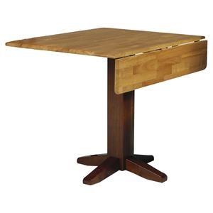 "36"" DROPLEAF TABLE"