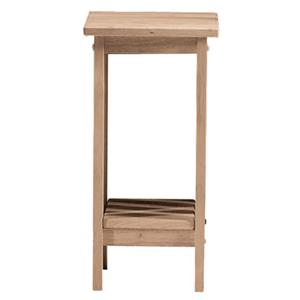 "John Thomas SELECT Home Accents 24"" Mission Plant Stand"