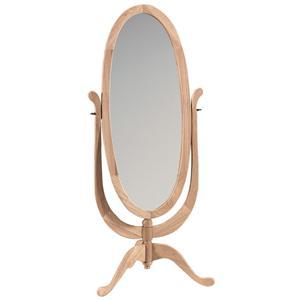 John Thomas SELECT Home Accents Victorian Cheval Mirror
