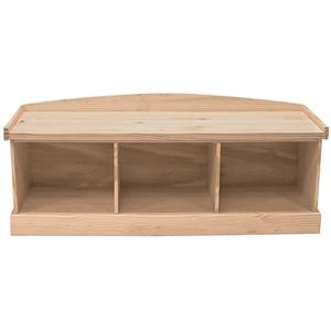 John Thomas SELECT Home Accents Entry Bench