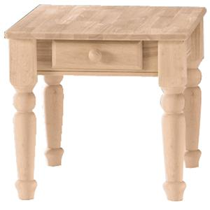 John Thomas SELECT Home Accents Traditional End Table