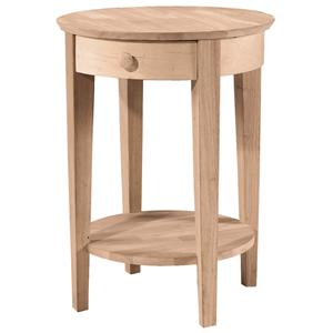 John Thomas SELECT Home Accents Phillips Bedside Table