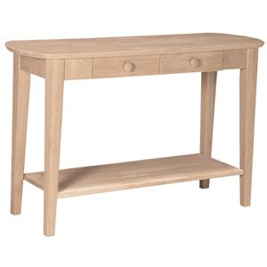 John Thomas SELECT Home Accents Phillips Sofa Table