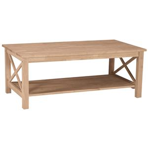 John Thomas SELECT Home Accents Hampton Coffee Table