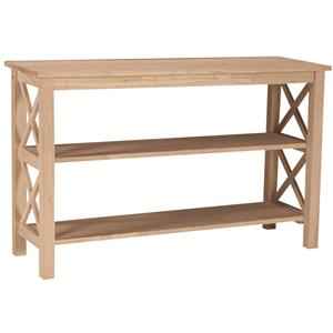 John Thomas SELECT Home Accents Hampton Sofa Table