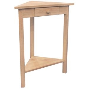 John Thomas SELECT Home Accents Small Corner Table