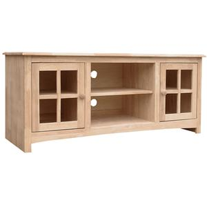 "John Thomas SELECT Home Accents 54"" Franklin Entertainment Center"